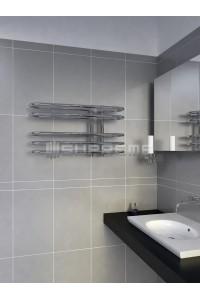 700x400 mm Design Badheizkörper Chrom