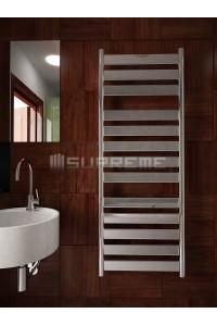 500x1300 mm Design Badheizkörper Spiegeleffekt Chrom