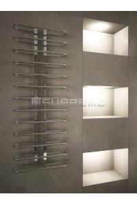 500x1300 mm Design Badheizkörper Chrom