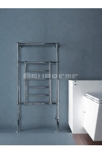600x1200 mm Klassischer Badheizkörper Chrom