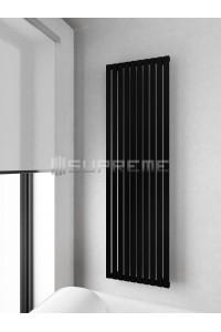 500x1700 mm Vertikaler Heizkörper Schwarz