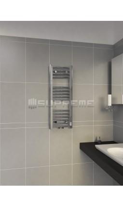 300x800 mm Mittelanschluss Chrom Badheizkörper