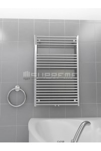 700x1100 mm Mittelanschluss Chrom Badheizkörper