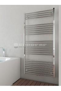 700x1400 mm Mittelanschluss Chrom Badheizkörper