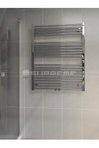 800x1000 mm Mittelanschluss Chrom Badheizkörper