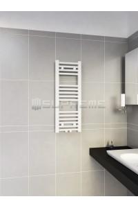 300 x 800 mm Mittelanschluss Weiss Badheizkörper