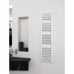 300 x 1200 mm Mittelanschluss Weiss Badheizkörper