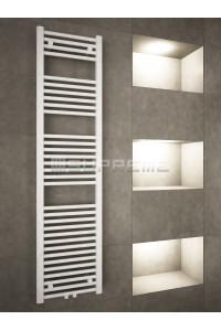 400 x 1600 mm Mittelanschluss Weiss Badheizkörper