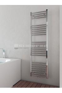 400x1400 mm Mittelanschluss Chrom Badheizkörper