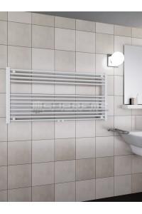 Mittelanschluss Weiss Badheizkörper 1200x600 mm
