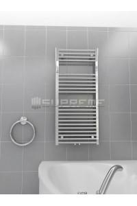 500x1100 mm Mittelanschluss Chrom Badheizkörper