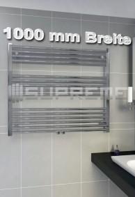 1000 mm Breite Badheizkörper