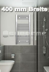 400 mm Breite Badheizkörper