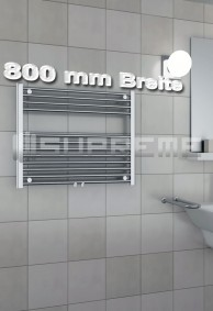 800 mm Breite Badheizkörper