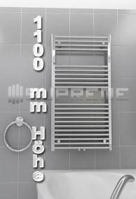1100 mm Höhe Badheizkörper