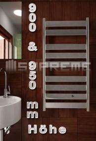 900 & 950 mm Höhe Badheizkörper